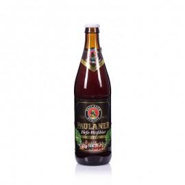 德國保拉納(柏龍)酵母型黑小麥啤酒 500ml