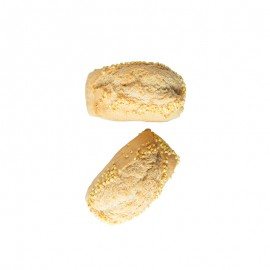 FIELDS BAKERY 2 Gluten Free Plain Bread Rolls