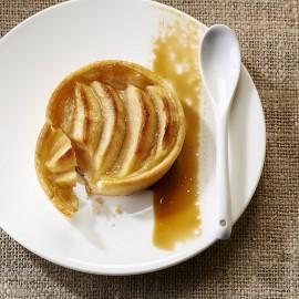 FIELDS BAKERY Gluten Free Apple Tartlet