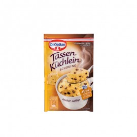 Dr. Oetker Chocolate Chip Cake In A Cup Mix