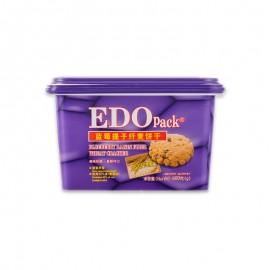 EDOpack藍莓提子纖麥餅干 600g