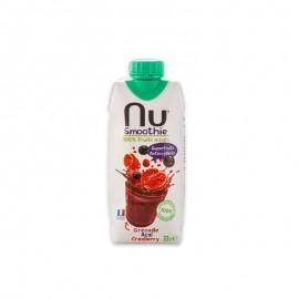 娜优蔓越莓石榴苹果混合果汁