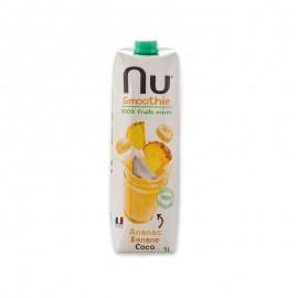 娜优椰奶香蕉菠萝混合果汁