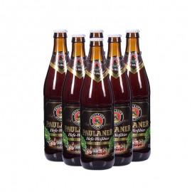 德國保拉納(柏龍)酵母型黑小麥啤酒 500ml*6