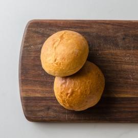 奶油小餐包(2個)-嘉席餐廳