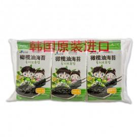 欣丰和 橄榄油海苔(三包装)12g