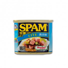 世棒 午餐肉罐頭清淡味340g