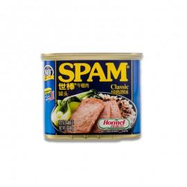 世棒 午餐肉罐頭經典原味340g