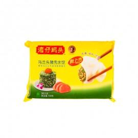 灣仔碼頭馬蘭頭豬肉水餃 720克/袋
