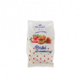 哈得斯 草莓味夾心紙杯蛋糕 200g