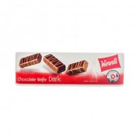 萬恩利 黑巧克力威化餅干 120g