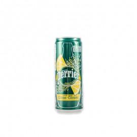 法國(巴黎)檸檬味含氣天然礦泉水(聽裝)