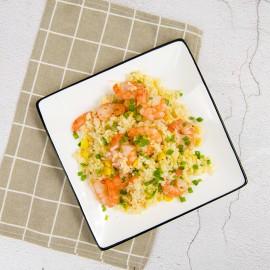 黑虎蝦仁炒飯-嘉席餐廳