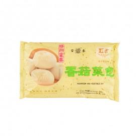 富春香菇菜包