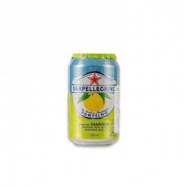 圣培露加糖果汁碳酸飲料(柚子味)