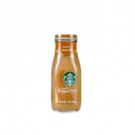 星巴克星冰樂焦糖味咖啡飲料281ml