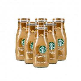 星巴克星冰樂咖啡味咖啡飲料281ml*6