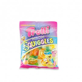 Trolli Neon Squiggles Candy