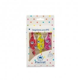 Pierrot Gourmand Arrow Lollipops Hard Candy