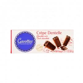 佳沃提 黑巧克力法式薄脆餅干 90g