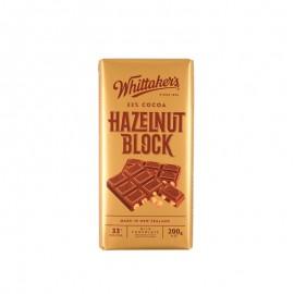 惠特克 榛果仁牛奶巧克力制品 200g