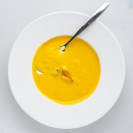 FIELDS KITCHEN Pumpkin Soup (1 Person)