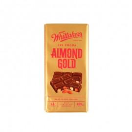 惠特克 扁桃仁牛奶巧克力制品 200g