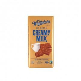 惠特克 牛奶巧克力 200g