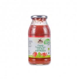 有機尼奧 有機羅勒番茄醬 500g