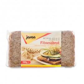 捷森 燕麥面包 500g