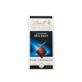 瑞士蓮 特醇排裝 - 海鹽味黑巧克力 100g