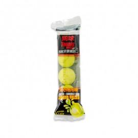 菲尼牌 網球形夾心泡泡糖(四粒條裝)20g