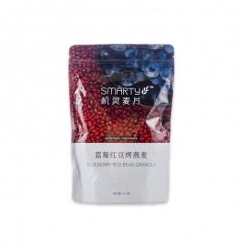 機靈 藍莓紅豆烤燕麥麥片 320g
