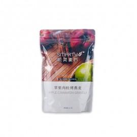 机灵 苹果肉桂烤燕麦麦片 320g