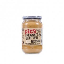 皮卡思 顆粒花生醬(無添加鹽)380g