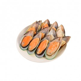 Kono New Zealand Greenshell Mussels In The Half Shell