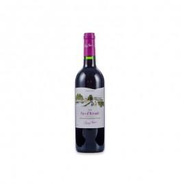 法國皮爾夏濃埃羅紅葡萄酒2015