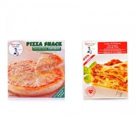 Nicola Coppi Lasagna & Pizza Snack Pack