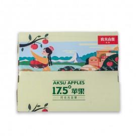 農夫山泉 17.5°阿克蘇冰糖心蘋果(95 mm大果)