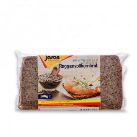 捷森 黑麥面包 500g