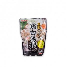 丸三牌 雞湯味火鍋湯料 750g