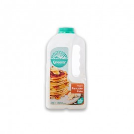 Green's Maple Syrup Pancake Shake