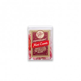 Mr. Stanley's Peppermint Mini Canes