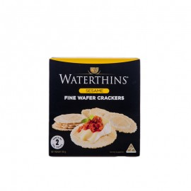 Waterthins Fine Wafer Crackers Sesame