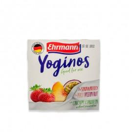 愛爾曼低脂草莓/低脂桃子西番蓮酸奶