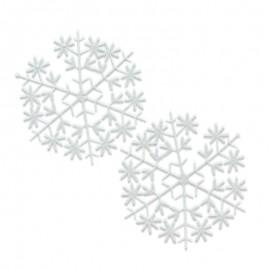 Christmas Snowflake Decorations