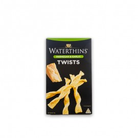 Waterthins Parmesan & Garlic Twists