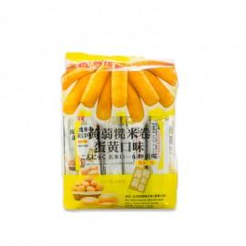 北田蒟蒻糙米卷蛋黃口味 160g