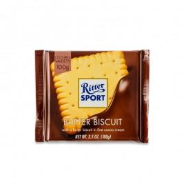 瑞特斯波德 餅干夾心牛奶巧克力 100g