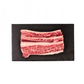 Sanchoku Wagyu Beef Flanken Cut Short Ribs (M6+)